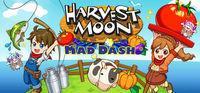 Portada oficial de Harvest Moon: Mad Dash para PC
