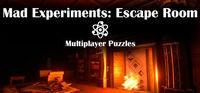 Portada oficial de Mad Experiments: Escape Room para PC