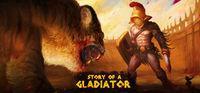Portada oficial de Story of a Gladiator para PC