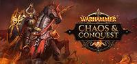 Portada oficial de Warhammer: Chaos And Conquest para PC