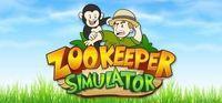 Portada oficial de ZooKeeper Simulator para PC