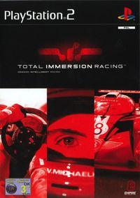 Portada oficial de Total Inmersion Racing para PS2