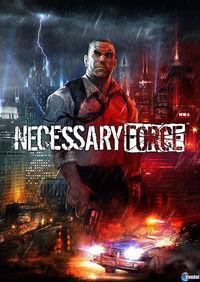 Portada oficial de Necessary Force para PS3