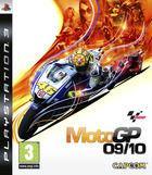 Portada oficial de de MotoGP 09/10 para PS3