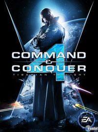 Portada oficial de Command & Conquer 4: Tiberian Twilight para PC
