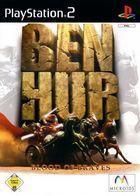 Portada oficial de de Ben-Hur para PS2