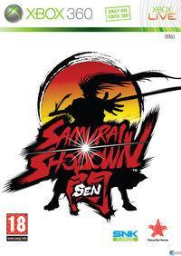 Portada oficial de Samurai Shodown SEN para Xbox 360