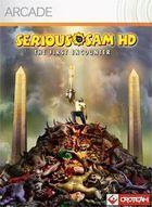 Portada oficial de de Serious Sam HD XBLA para Xbox 360