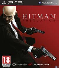 Portada oficial de Hitman Absolution para PS3