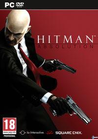 Portada oficial de Hitman Absolution para PC