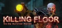 Portada oficial de Killing Floor para PC