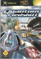 Portada oficial de de Quantum Redshift para Xbox