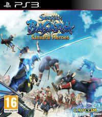Portada oficial de Sengoku Basara Samurai Heroes para PS3