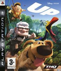 Portada oficial de Up para PS3