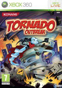 Portada oficial de Tornado Outbreak para Xbox 360