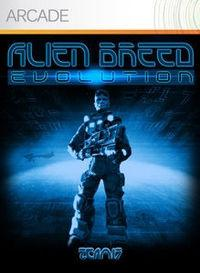 Portada oficial de Alien Breed Evolution XBLA para Xbox 360