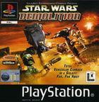 Portada oficial de de Star Wars Demolition para PS One