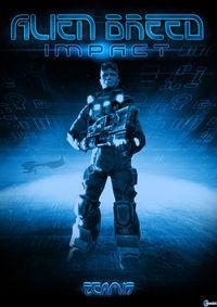 Portada oficial de Alien Breed: Impact PSN para PS3