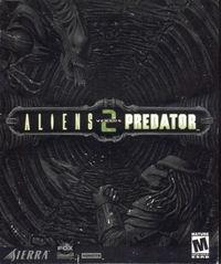 Portada oficial de Alien vs Predator 2 para PC