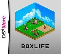 Portada oficial de Art Style: Boxlife DSiW para NDS