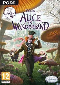 Portada oficial de Alicia en el País de las Maravillas para PC