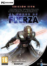 Portada oficial de Star Wars: El Poder de la Fuerza Ultimate Sith Edition para PC