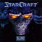 Portada oficial de de Starcraft para PC