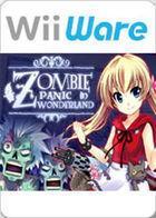 Portada oficial de de Zombie Panic in Wonderland WiiW para Wii