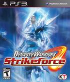 Portada oficial de de Dynasty Warriors Strikeforce para PS3