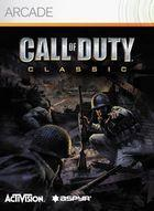Portada oficial de de Call of Duty Classic XBLA para Xbox 360
