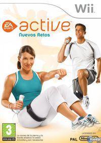 Portada oficial de EA Sports Active Personal Trainer 2 para Wii