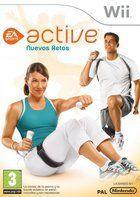Portada oficial de de EA Sports Active Personal Trainer 2 para Wii