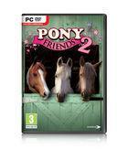 Portada oficial de de Pony Friends 2 para PC