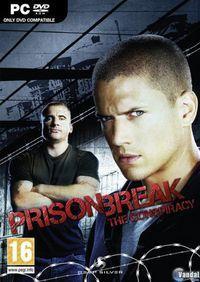 Portada oficial de Prison Break para PC