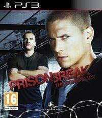 Portada oficial de Prison Break para PS3