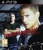 Portada oficial de de Prison Break para PS3
