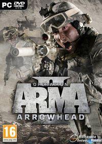 Portada oficial de ARMA II Operation Arrowhead para PC