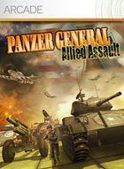 Portada oficial de de Panzer General: Allied Assault para Xbox 360