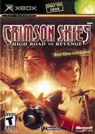 Portada oficial de de Crimson Skies: High Road to Revenge para Xbox