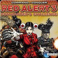 Portada oficial de Command & Conquer Red Alert 3: Commander's Challenge PSN para PS3