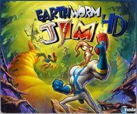 Portada oficial de Earthworm Jim PSN para PS3