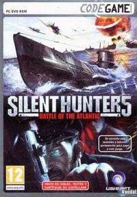 Portada oficial de Silent Hunter 5 para PC