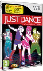 Portada oficial de de Just Dance para Wii