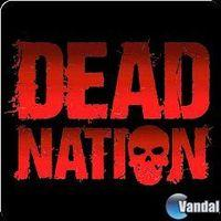 Portada oficial de Dead Nation PSN para PS3