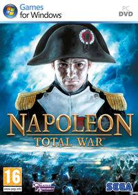 Portada oficial de Napoleon: Total War para PC