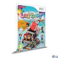 Portada oficial de Let's Party para Wii
