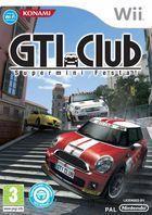 Portada oficial de de GTI Club Supermini Festa! para Wii
