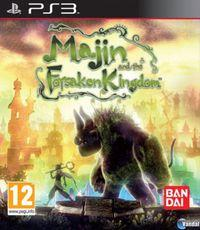 Portada oficial de Majin and the Forsaken Kingdom para PS3