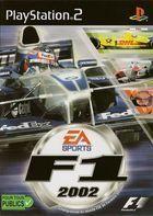 Portada oficial de de F1 2002 para PS2