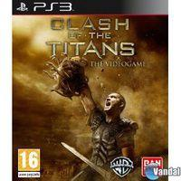Portada oficial de Furia de Titanes para PS3